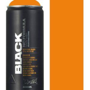 Montana Black 400ml Bombe Clockw Orange BLK2070