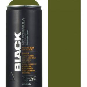 montana black 400ml troops BLK6725