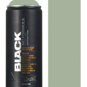 Montana Black 400ml Fog BLK6510