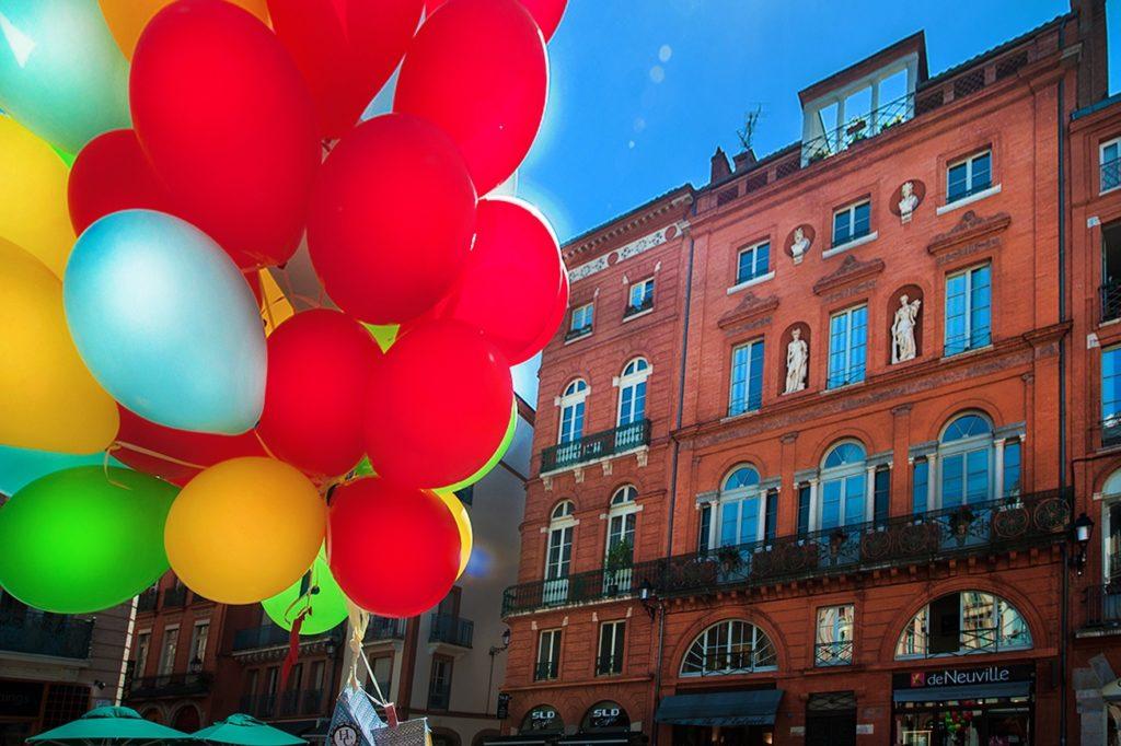 Boutiques Place de la Trinité Toulouse