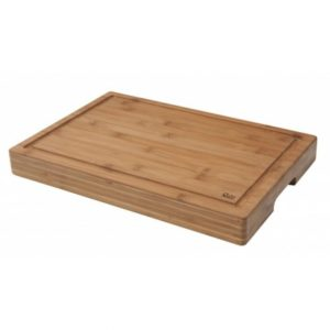 Billot de table rectangulaire bambou Toulouse