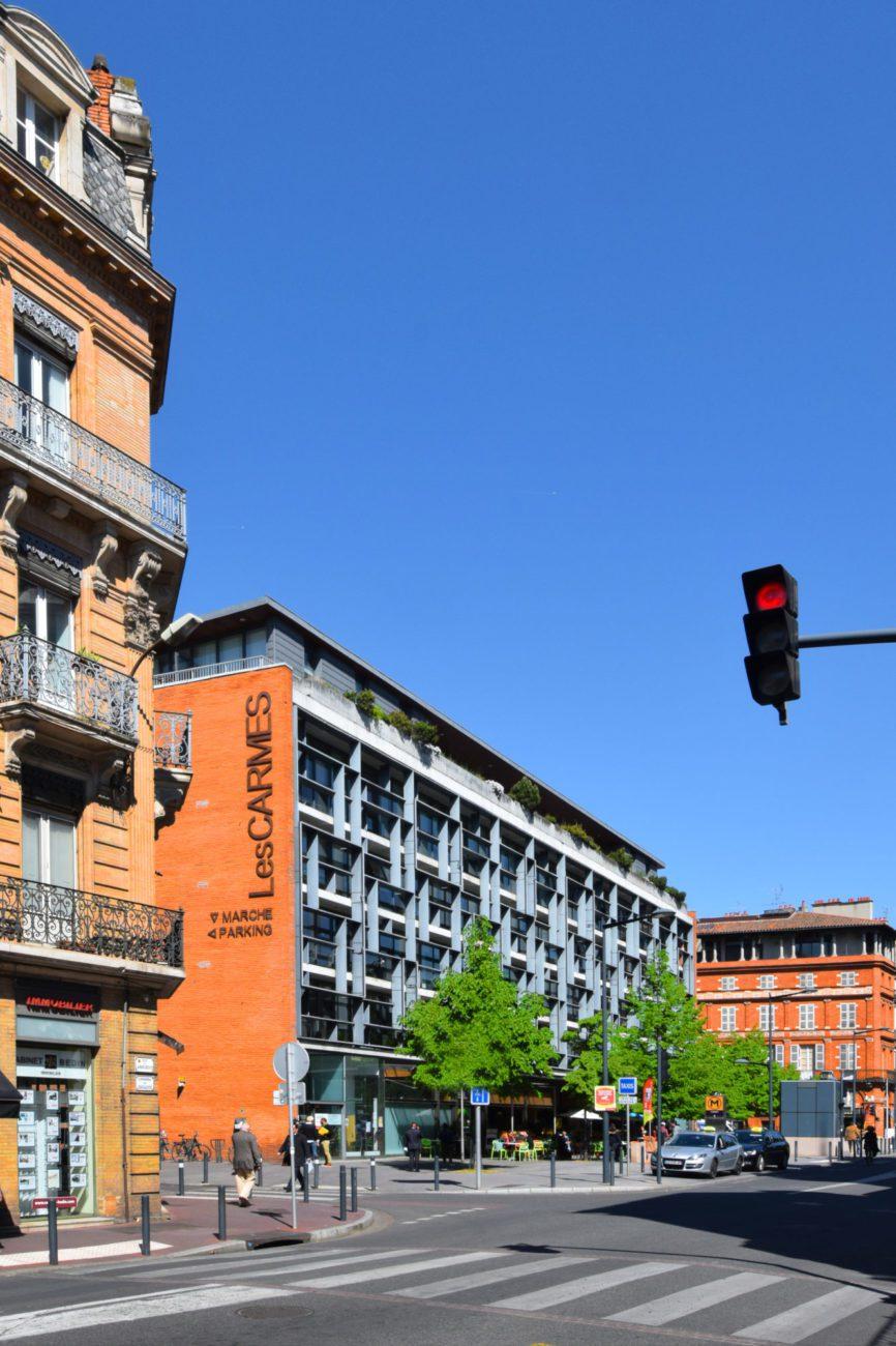 boutiques Place des Carmes Toulouse