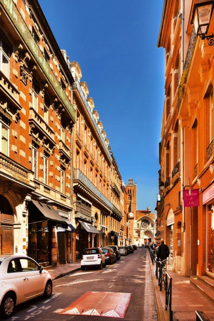 boutiques rue Croix-Baragnon Toulouse