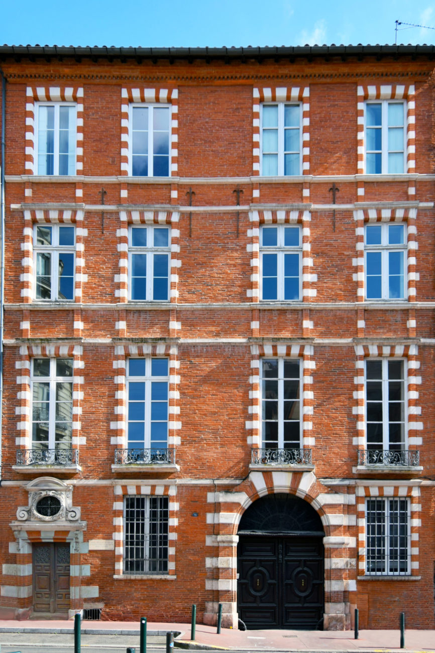 boutiques rue du Languedoc Toulouse