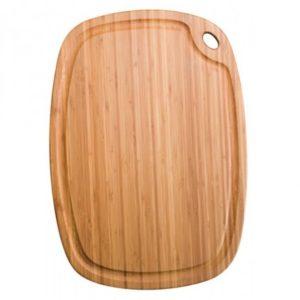 Planche à découper bambou avec rigole Totally Bamboo Toulouse boutiques