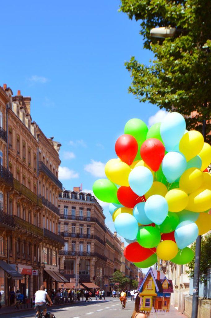 Boutiques Rue Alsace-Lorraine Toulouse
