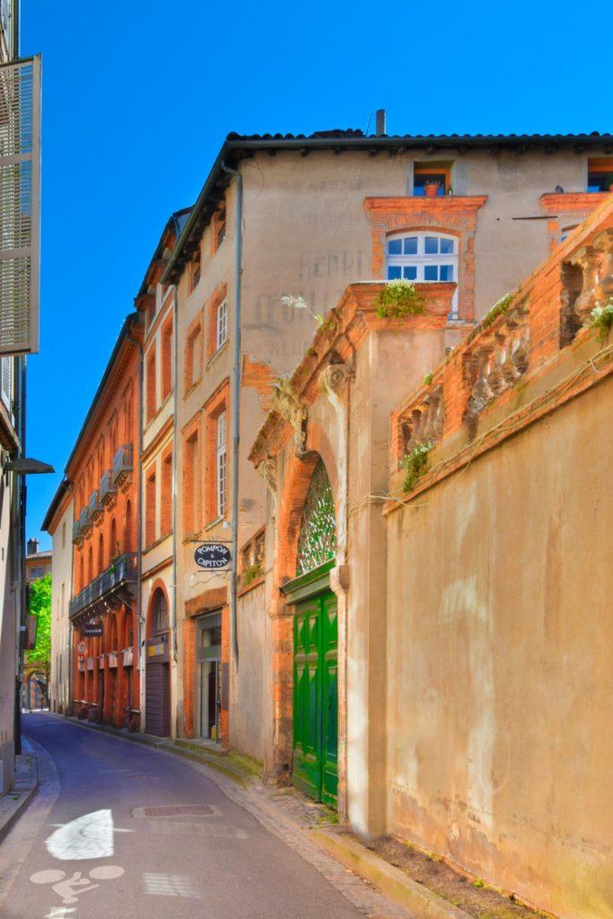 Boutiques Rue du Canard Toulouse