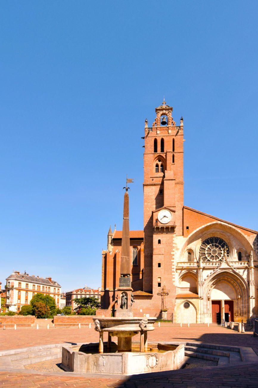 Boutiques place Saint-Etienne Toulouse