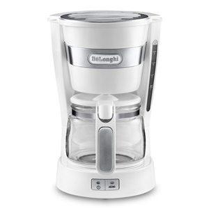 Cafetière filtre DeLonghi ICM14011W