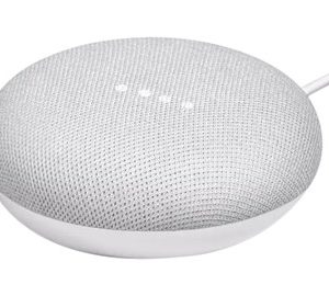 Dispositifs d'assistance virtuels Google HOME MINI WHITE Boutiques Toulouse