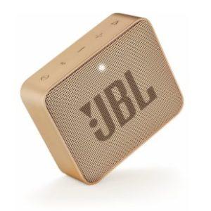 Enceinte portable JBL GO 2 CHAMPAGNE Boutiques Toulouse