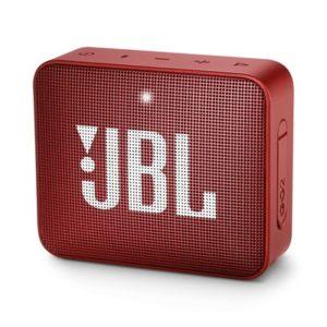 Enceinte portable JBL GO 2 RED Boutiques Toulouse