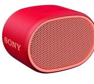 Enceinte portable Sony SRSXB01R.CE7 Boutiques Toulouse