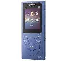 Lecteur MP3 Sony NWE394L.CEWLecteur MP3 Sony NWE394L.CEW