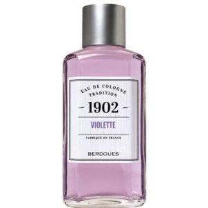 Recharge Eau de cologne à la violette 245ml Berdoues