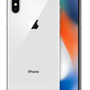 Smartphone Apple IPHONE X 256GO ARGENT-RIF Boutiques Toulouse