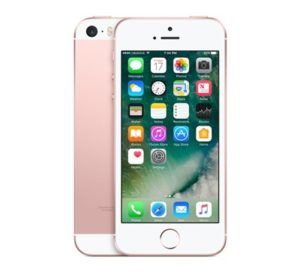 Smartphone REMADE IPHONE SE 16GO ROSE-RIF Boutiques Toulouse