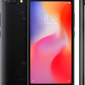 Smartphone Xiaomi REDMI 6 EU 3+32G BLACK