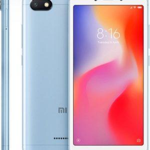 Smartphone Xiaomi REDMI 6A EU 2+16G BLUE