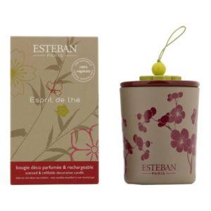boutique esteban bougie Esprit de thé