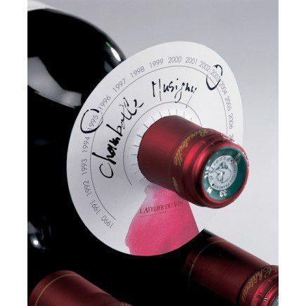 80 disques de cave l'Atelier du Vin boutique Toulouse