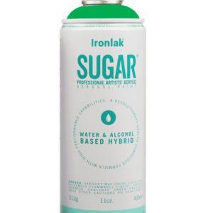 Peinture aérosol sucre sans solvant eightball ironlak toothpaste boutique art urbain toulouse