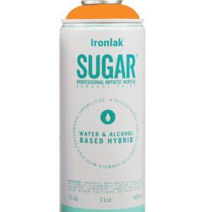 Peinture aérosol sucre sans solvant eightball ironlak barley sugar boutique art urbain toulouse