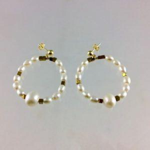 Boucles d'Oreilles PdeC bijoux Atelier114