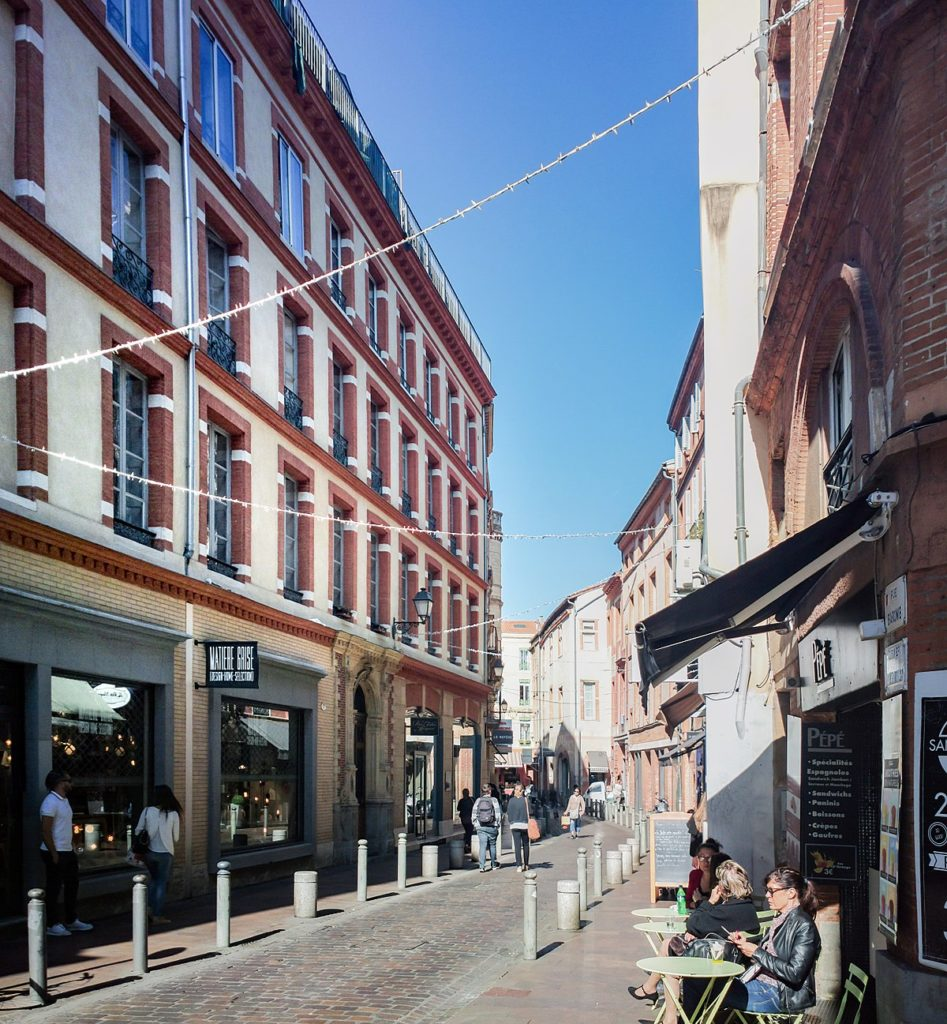 Boutiques Rue Baronie Toulouse
