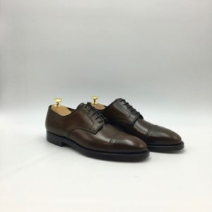 Bradford Dark Brown boutique chaussures Toulouse (Personnalisé)