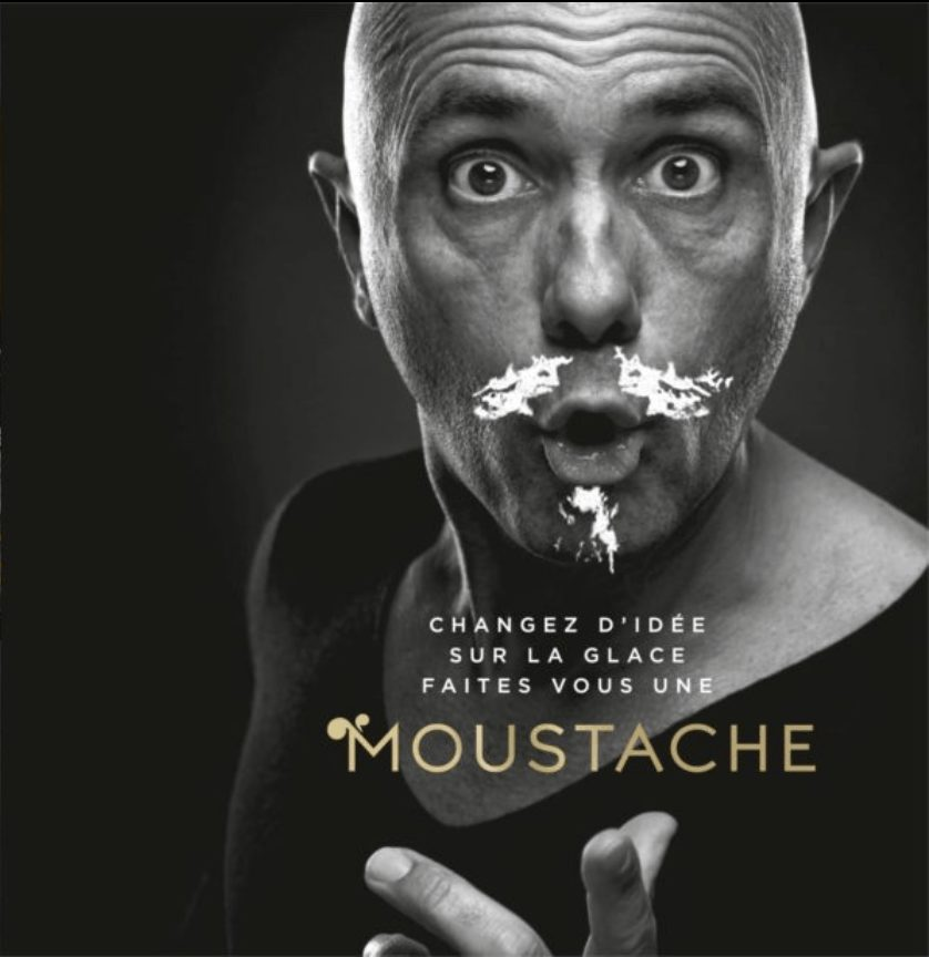 glace Toulouse boutique moustache
