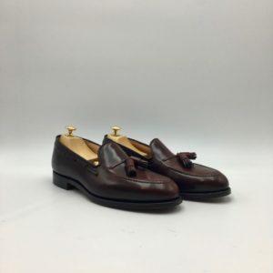 Cavendish Burgundy Shell boutique chaussures Toulouse (Personnalisé)
