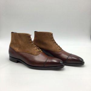 Charlton Chesnut et Antique calf boutique chaussures Toulouse (Personnalisé)