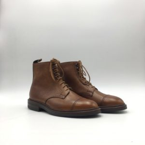 Coniston Tan Scotch boutique chaussures Toulouse (Personnalisé)