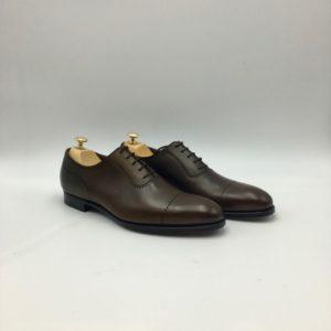Courtenay Dark Brown boutique chaussures Toulouse (Personnalisé)
