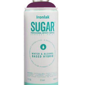 Peinture aérosol sucre sans solvant eightball ironlak drank boutique art urbain toulouse