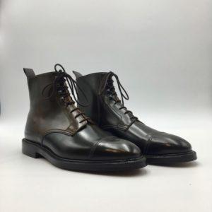 Harlech Dark Brown boutique chaussures Toulouse (Personnalisé)
