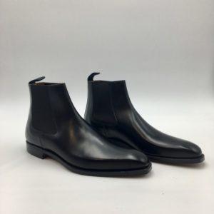Lingfield Black calf boutique chaussures Toulouse (Personnalisé)