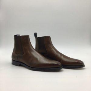 Lingfield Dark Brown boutique chaussures Toulouse (Personnalisé)