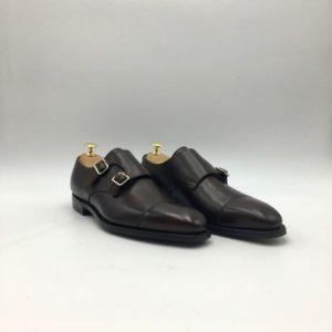 Lowndes Dark Brown boutique chaussures Toulouse (Personnalisé)