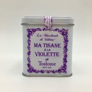tisane à la violette boutique