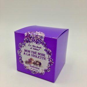 thé noir à la violette boutique