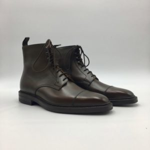 Northcote Dark Brown boutique chaussures Toulouse (Personnalisé)