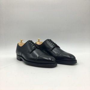 Norwich Black Calf boutique chaussures toulouse (Personnalisé)