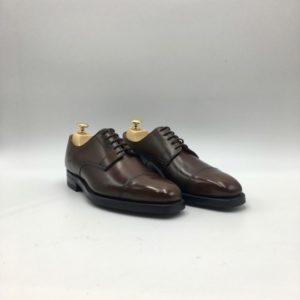Norwich Dark Brown boutique chaussures toulouse (Personnalisé)