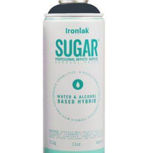Peinture aérosol sucre sans solvant eightball ironlak plaque boutique art urbain toulouse
