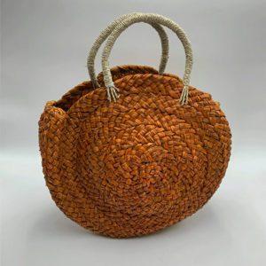 Sac-osier-orange boutique maroquinerie toulouse toulouseboutiques