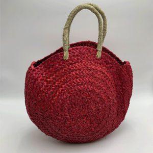 Sac-osier-rouge boutique maroquinerie toulouse toulouseboutiques
