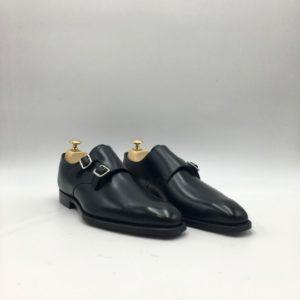 Seymour 3 Black Calf boutique chaussures Toulouse (Personnalisé)