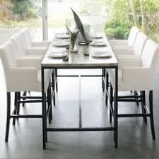 Table à repas et table haute